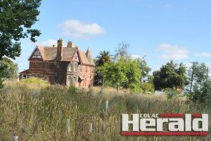 Historic Balnagowan Mansion has survived its third fire in as many months as news of the property's new owner emerges.