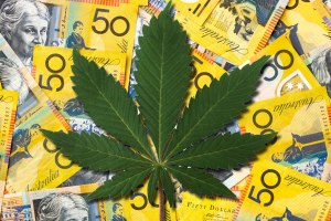 Police apprehended a Colac man with more than $100,000 cash and drugs.