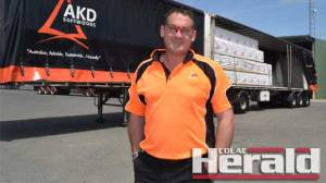 AKD Colac chief Shane Vicary says his company is excited about a $6.2-million project to transform its drying kilns and boilers.