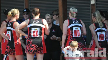 NEW CHAPTER: Birregurra mentor and 2016 CDFL Netball Association Coach of the Year Jenny Keast has stepped down from leading the Saints.
