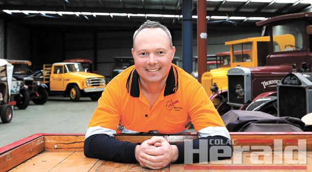 Colac truck museum needs help to open