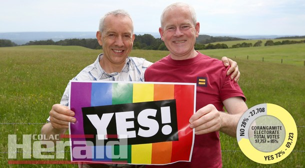 Voters say yes