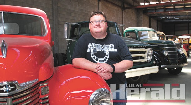 Truck museum moving ahead