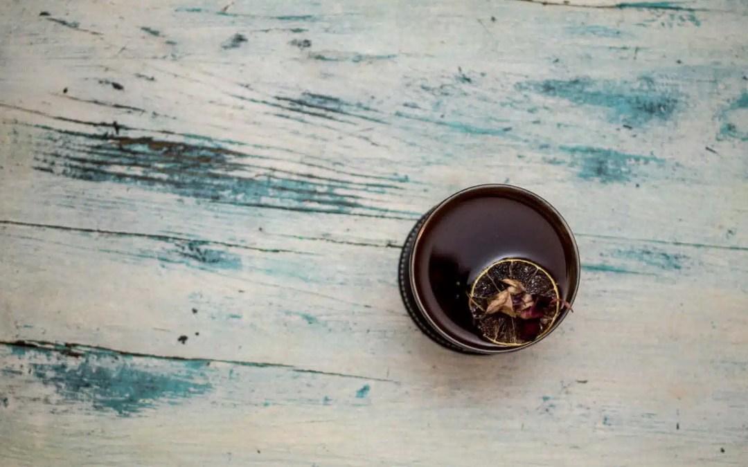 Sea Of Cortez, sa recette, un cocktail fait de velours.