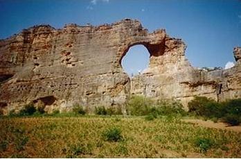 Pedra Furada - São Raimundo Nonato