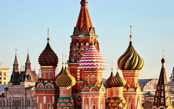 Rússia - Cola da Web