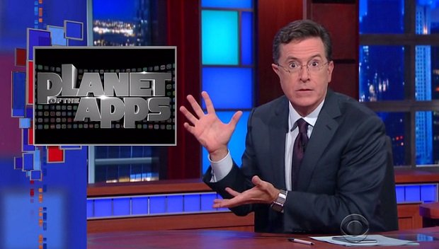 Planet of the Apps on The Late Show with Stephen Colbert