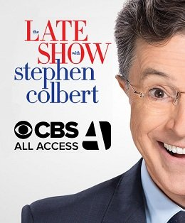 The Late Show with Stephen Colbert on CBS All Access
