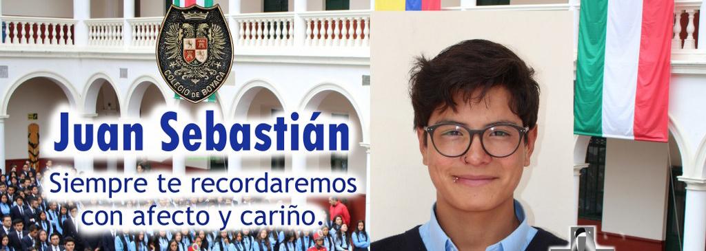 Juan Sebastian QEPD