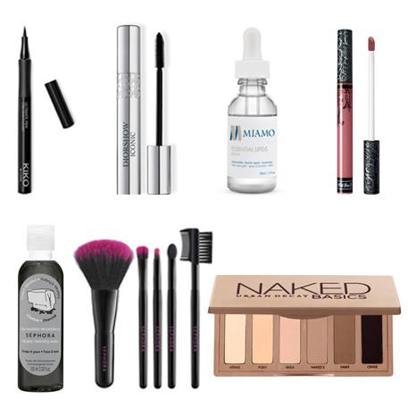 Cosa portare in viaggio: il beauty - make up