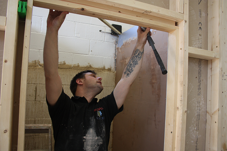Building Heroes - Military veterans Course - Colchester