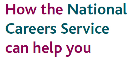 How the National Careers Service can help you