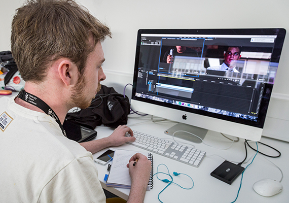 Digital Film Production