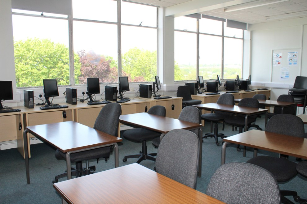 Colchester Campus Class Room