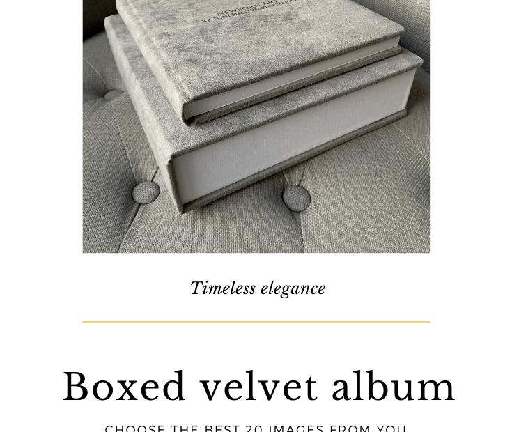 Boxed Boutique Album