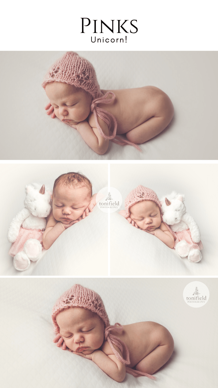 Styled Baby Girl Photography