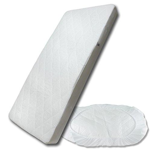 PEKITAS Protector Colchón Impermeable – Cuna 60 X 120 cm Fabricado En España