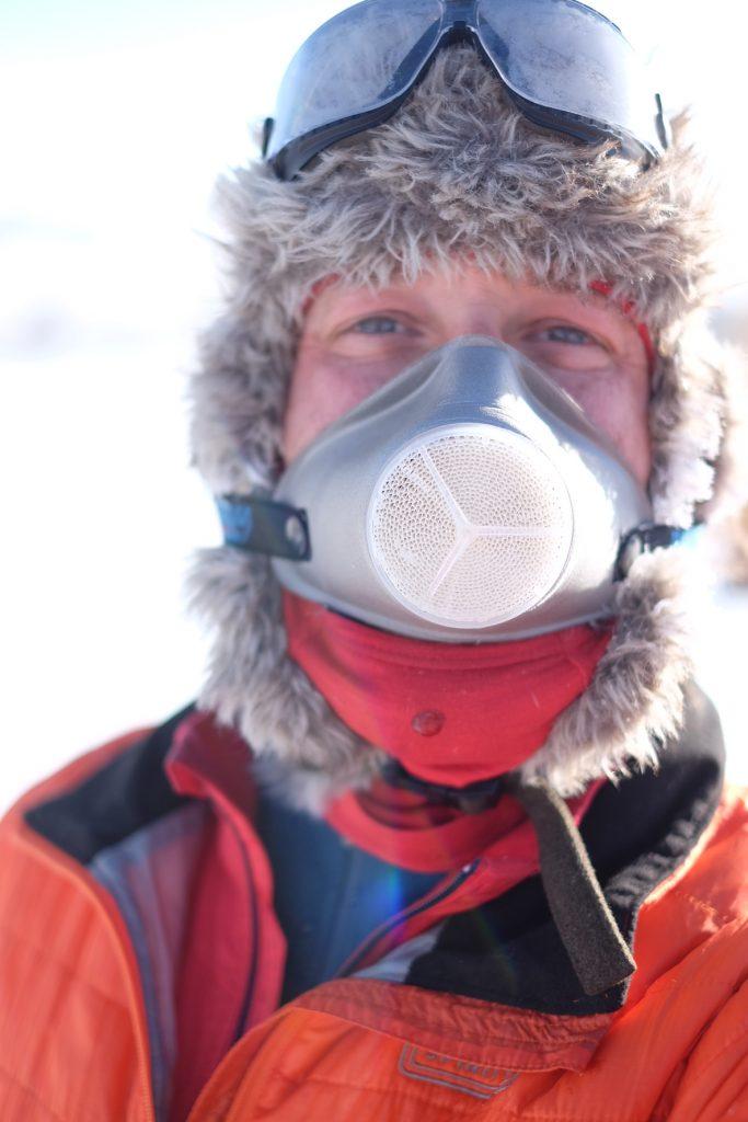 Airtrim Heat Exchanger Mask