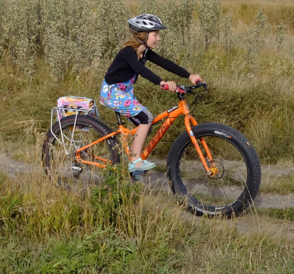 My Kids' First Fatbike: Why I Chose it, and What I Did.