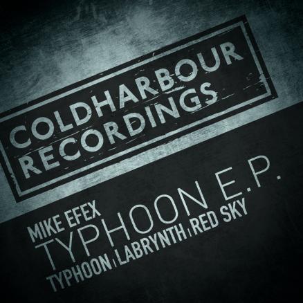 Mike EFEX - Typhoon E.P.