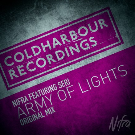 Nifra feat Seri - Army of Lights Cover-Art