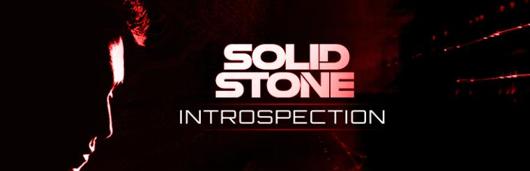 Solid Stone Introspection Website Header