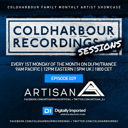Coldharbour Sessions - Artisan