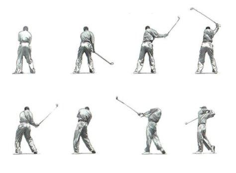 golfer handwriting analysis