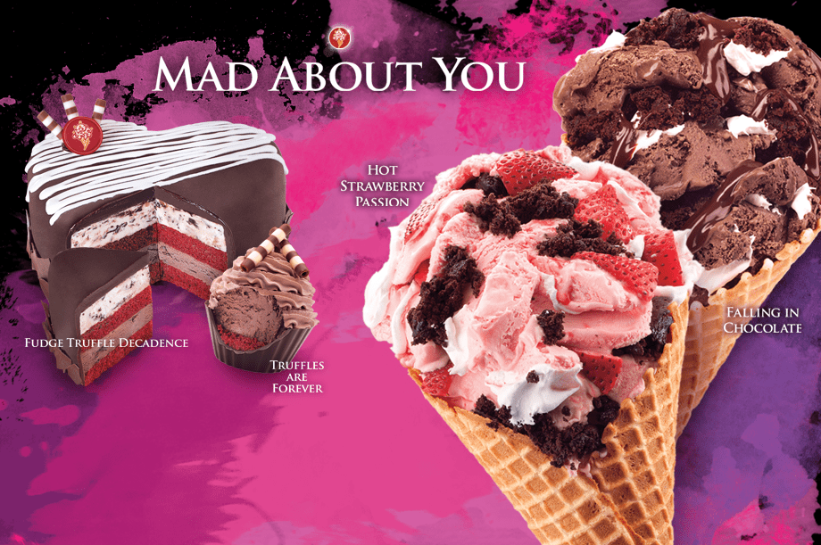 Celebrate Valentines Day With Cold Stone Creamery