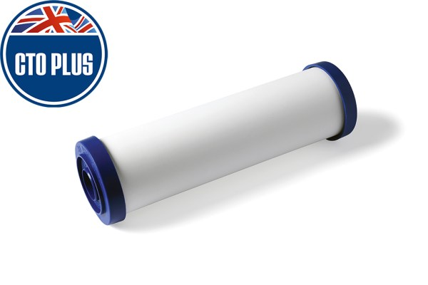 Replacement water filter. CTO filter. Best filters on the market.UK made.Free next day UK delivery.Carbon neutral. Removes more contaminants