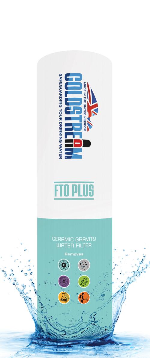 FTO Plus Filter CF163W