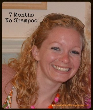 7 months no shampoo