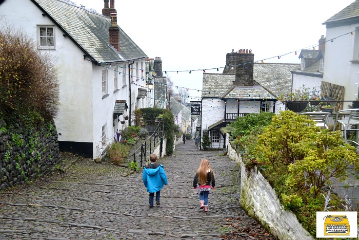 Clovelly-Village