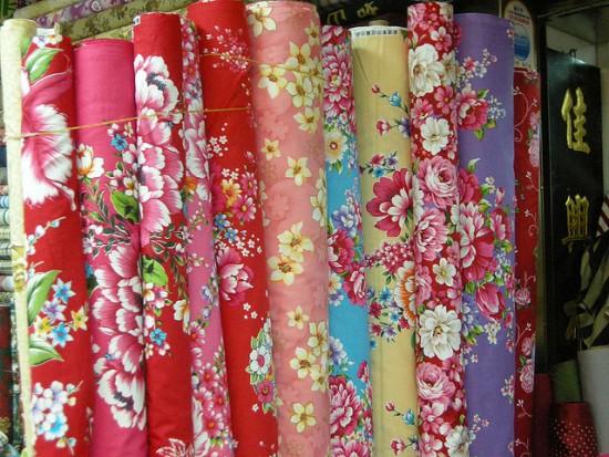 Taiwan fabrics