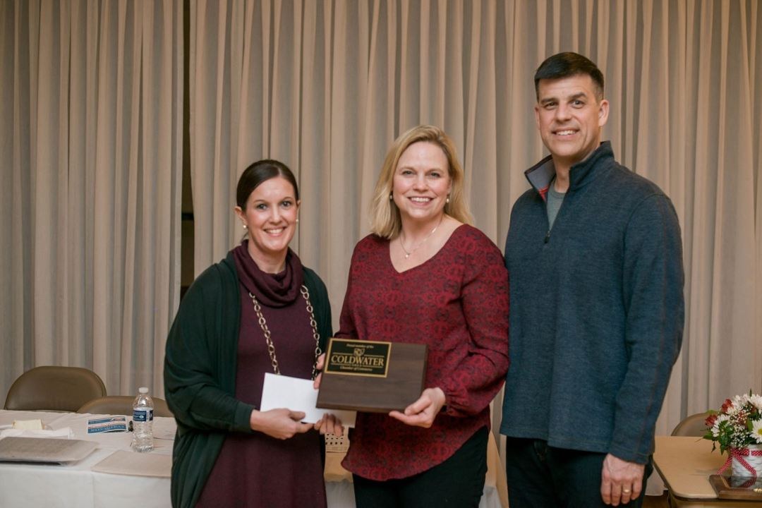 Community Improvement Award - Tailspin Brewing Co.