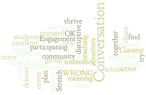 Wordle of Positive Comments by Cindyu
