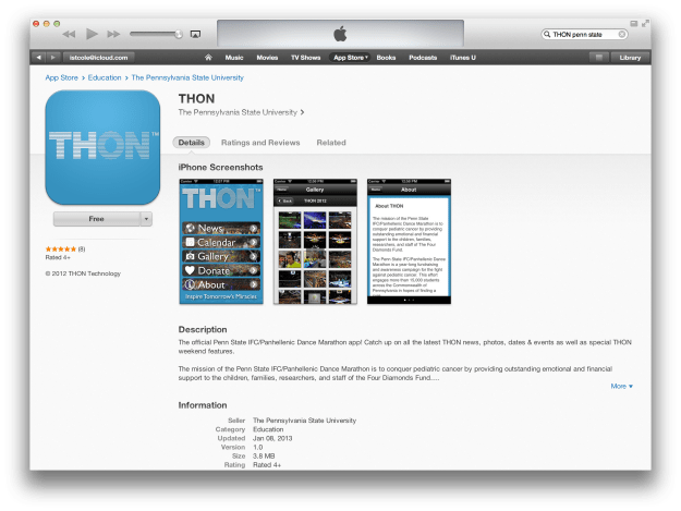 THON App