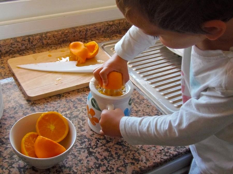 Cosas que sólo se aprenden en la cocina