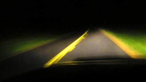 Lost Highway por wayne's eye view