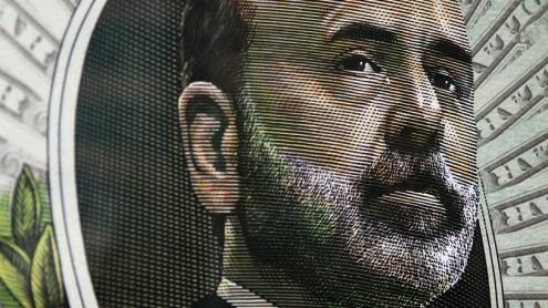Ben Bernanke por PaulRA