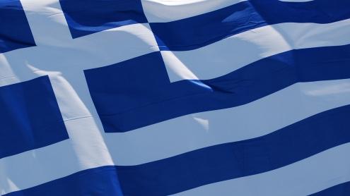 Bandera grecia por tjuel