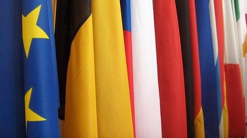 Banderas Europa por Tristam Sparks