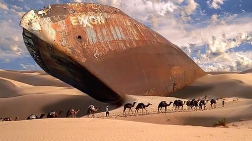 Peak oil por AZRainman
