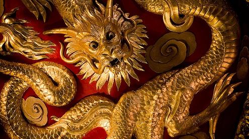 Dragon por brunkfordbraun