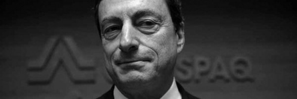Draghi por Ondrej Kloucek