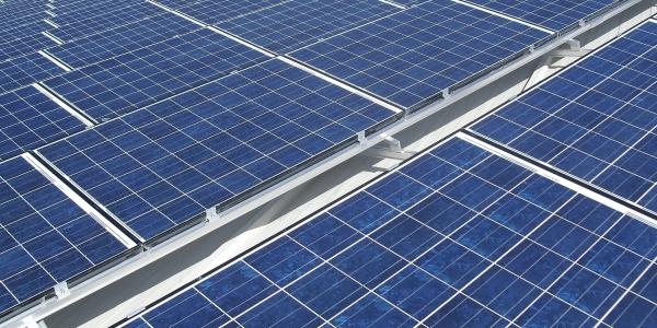 Panel sola por som energia cooperativa