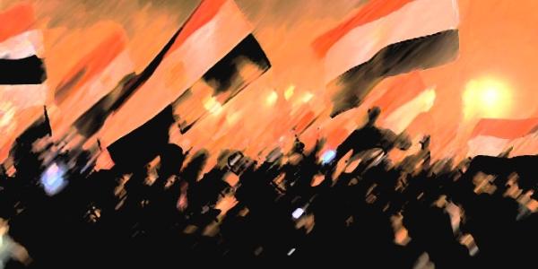 Primavera Arabe por AK Rockefeller