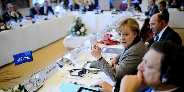 Angela Merkel por European Peoples Party