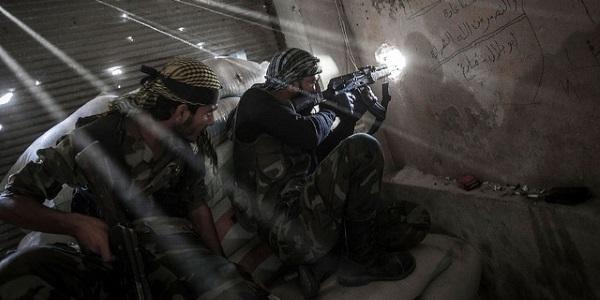 Guerra de Siria 2 por Freedom House