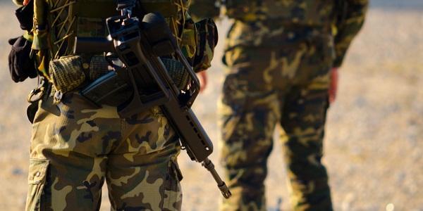 Militar espanol por FotosBaiz